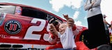 NASCAR drivers and families enjoy well-deserved Christmas break