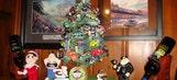 O NASCAR Christmas Tree: 'NASCAR on FOX' Facebook fans submit their pics