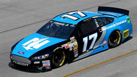 Photos: The history of the No. 17 in NASCAR