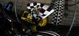 Bristol Wrap-Up: Kenseth Holds Off Kahne's Late Race Charge