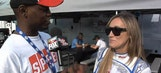 Daryl 'Vodkatime' Wright Hits The Infield To Talk Food, Beer & Racing (Video)