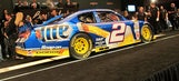 2012 Brad Keselowski car up for auction a second time at Barrett-Jackson