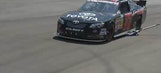 Oops. Parker Kligerman Leaves Pit Road With Jack Still Under His Car (Video)