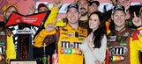 Last Lap: Kyle Busch #1 In Television Time