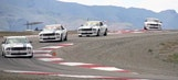 Ford Drivers Tear It Up In High-Powered Mustangs