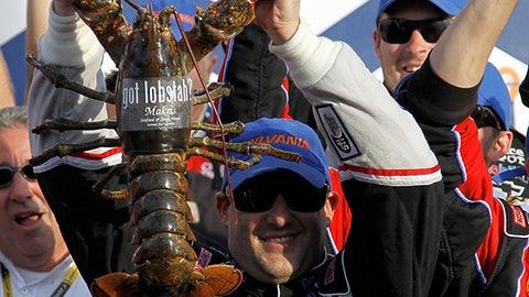 Tony Stewart, Fall 2011