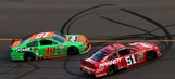 Danica: Allgaier was 'driving like a complete jackass' at Phoenix