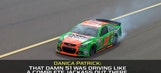 'That damn 51 was driving like a complete jackass…': Best in-car audio from Phoenix