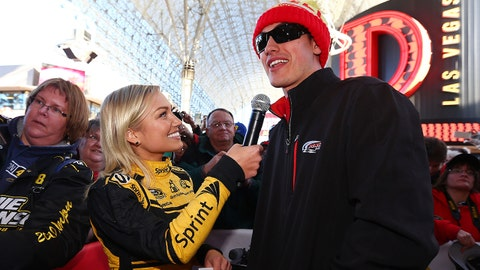 NASCAR WAG of the Week: Chad Knaus' wife, Brooke