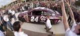 Gig 'em, Gordon: No. 24 car makes a pit stop at Texas A&M University