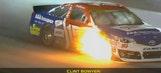 Hot enough for ya? Best in-car audio from Richmond International Raceway