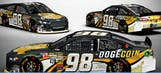 To the moon! Josh Wise talks to Race Hub about his Dogecoin sponsorship in Talladega