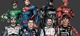 Super! Hendrick Motorsports announces partnership with DC Comics