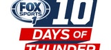 '10 Days of Thunder' storms on: FOX Sports 1 television schedule