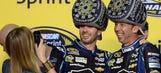 Photos: NASCAR Wonka examines Jimmie Johnson and Chad Knaus