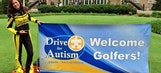 NASCAR stars, FOX Sports personalities go golfing for a good cause