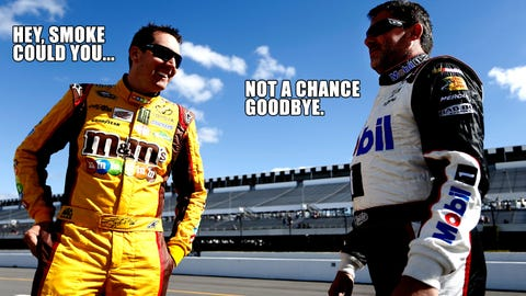 Kyle Busch and Kasey Kahne: The Road Back