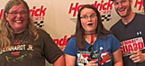 Surprise! Hendrick Motorsports drivers give fans an unforgettable experience