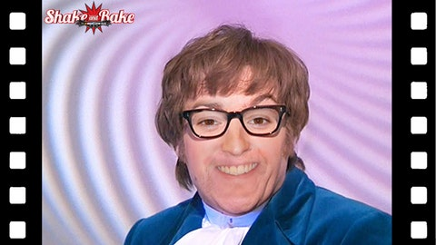 NASCAR movie characters: Austin Powers Dillon