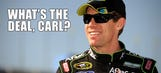 Where is Carl Edwards going to race in 2015? Here are some clues