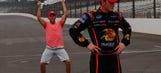 Ain't no party like an Indy party: The best GIFs from the Brickyard