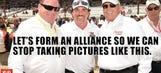 Photos: @NASCAR_Wonka investigates the Race Team Alliance