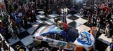 Welcome back: It's been awhile since the No. 47's seen victory lane