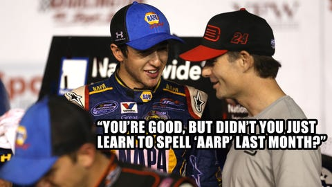 Is Chase Elliott ready for the Cup Series? @NASCAR_Wonka investigates