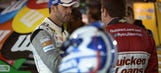 Photos: Have Jimmie Johnson and Ryan Newman made up?
