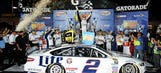 Winner's Weekend: Ride with a dominant Keselowski at RIR