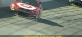Best in-car: Larson was '(expletive) bananas' at Chicagoland