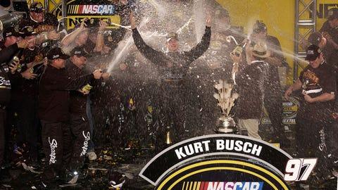 Kurt Busch to make 500th career Cup Series start