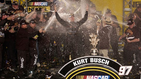 Kurt Busch to make 500th career Cup Series start