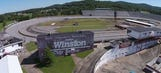 Drone's-eye view: Fly over abandoned North Wilkesboro Speedway
