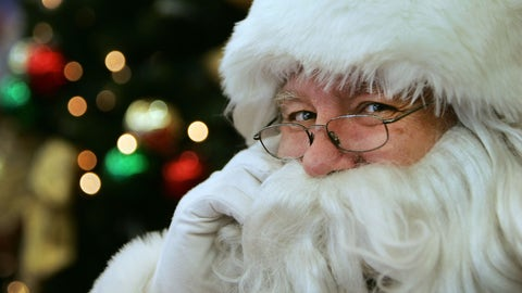 NASCAR driver Christmas presents
