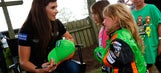 Danica to answer kids' questions at NASCAR Hall of Fame