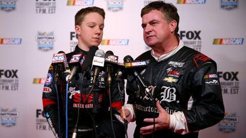 Daytona 500 Media Day