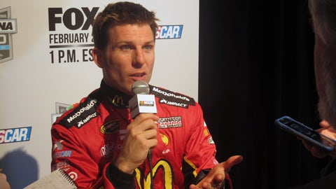 Daytona 500 Media Day