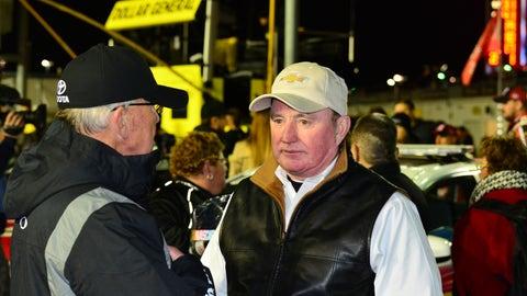 Grid Walk: Sprint Unlimited at Daytona International Speedway