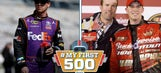 Then & now: Denny Hamlin discusses #MyFirst500