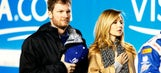 Dale Jr. buys a Powerball ticket — and girlfriend Amy disapproves