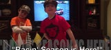 7-year-old fan throws down sick rhymes in 'NASCAR Rap'