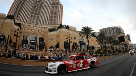 NASCAR Wonka's ridiculous predictions for Las Vegas