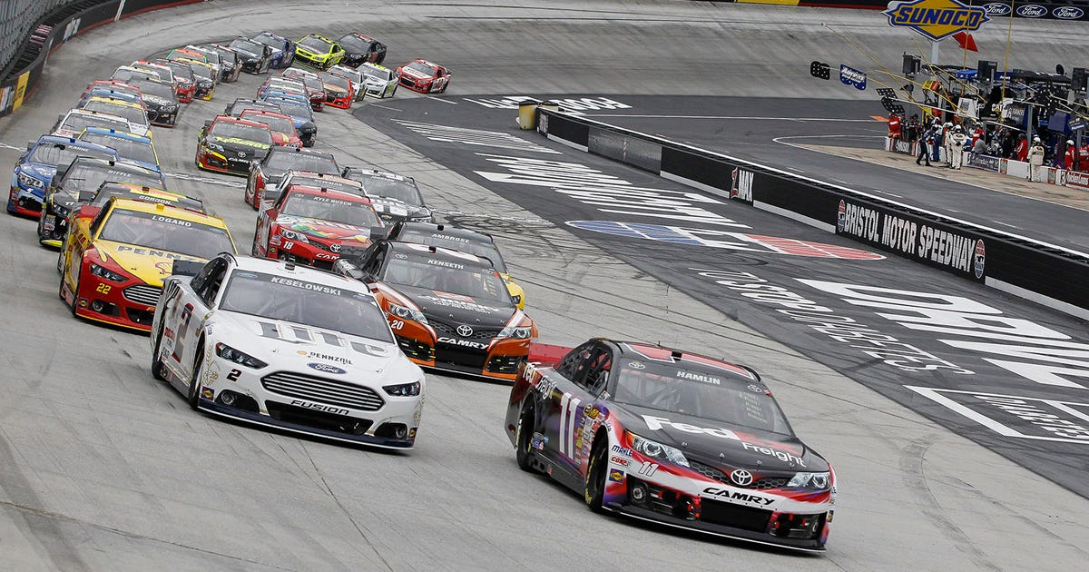 Where 2 Watch Nascar Television Schedule For Bristol
