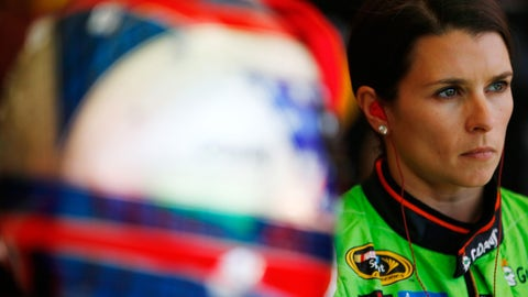 Who's going to sponsor Danica now?