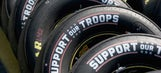 'Support Our Troops' Goodyear tires to make return at Charlotte