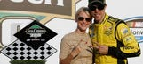 New dad Brad Keselowski not quite ready to change dirty diapers