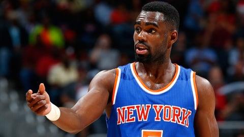 Kiss the Knicks