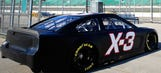 Experimental low downforce car hits track at Kansas Speedway