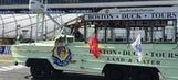 Jeff Gordon to get Duck Boat ride around New Hampshire